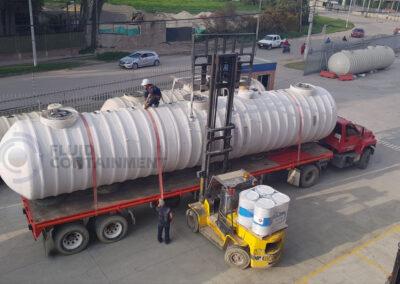 Tanques Fabricación Colombia