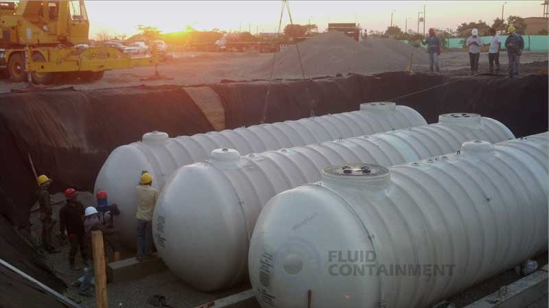 Tanques Fluid Containment 1