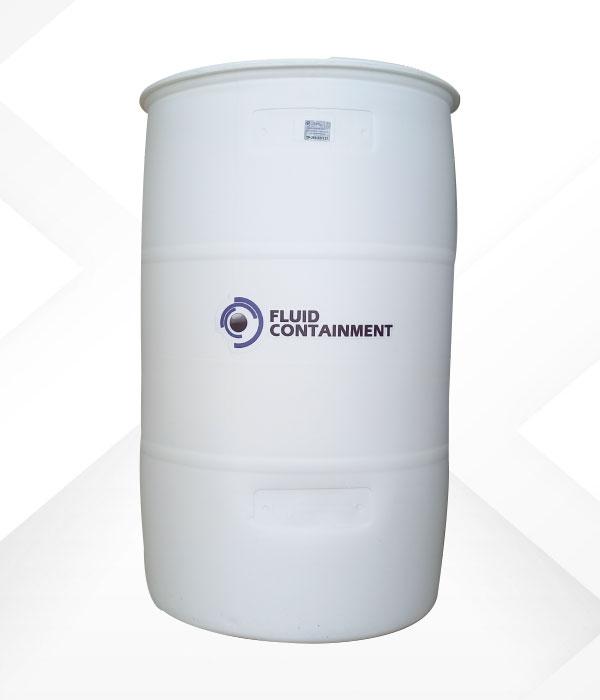 Tambor blanco 220 litros