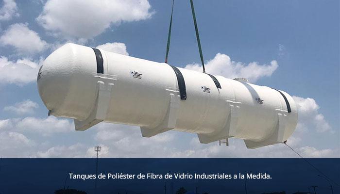 Tanques para la industria Colombiana