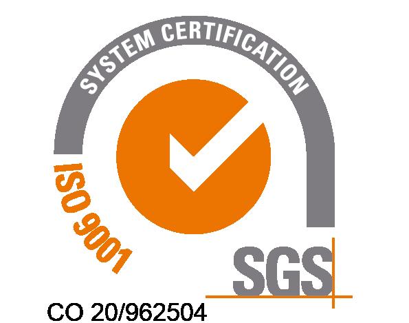 Certificación ISO 9001-2015 Fluid Containment Colombia